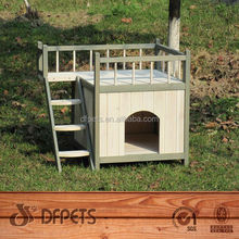 Apex Roof Wood Dog House DFD3008