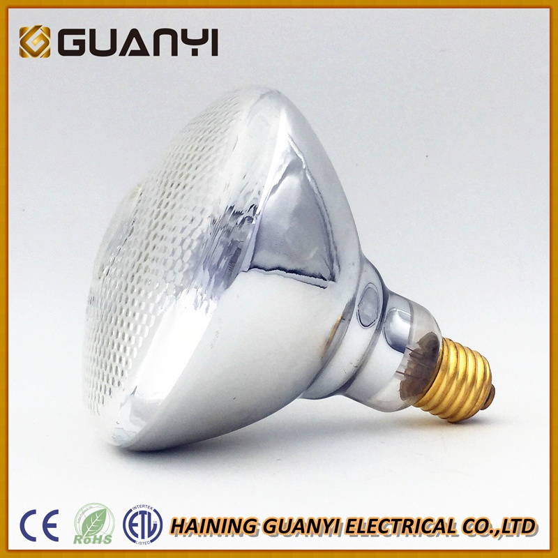 Hot Sale Clear Quartz Glass Heat Lamp for bathroom Greenhouse