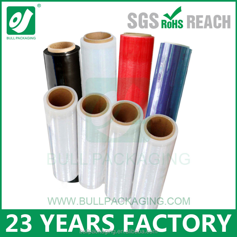 Plastic Film Roll/Lldpe Wrap Stretch Film/ Packaging Stretch Wrap Film