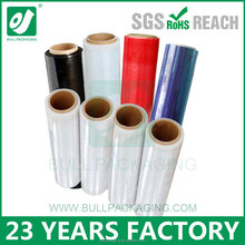 Shenzhen Plastic Film Roll Lldpe Wrap Stretch Film Packaging Stretch Wrap Film