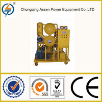 Ce certificate frying oil filter system