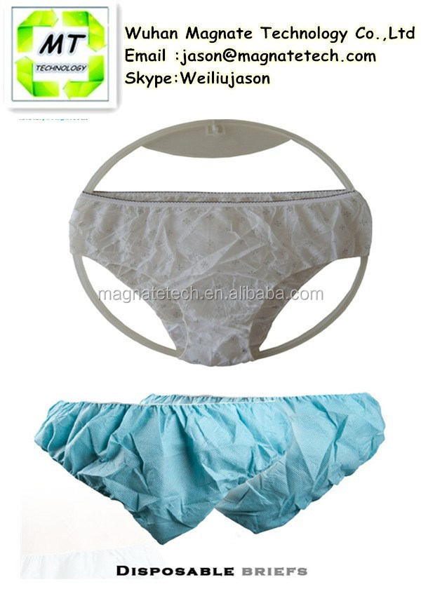 Sanitary Disposable Non Woven Spa Briefs