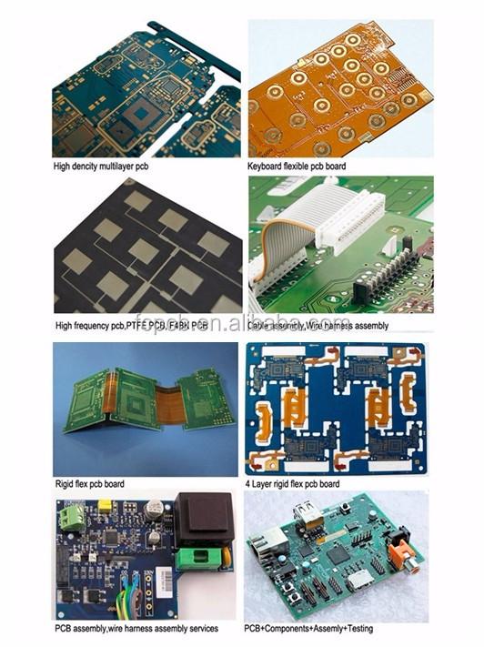 Electronics prototype pcb printed circuit board fabrication