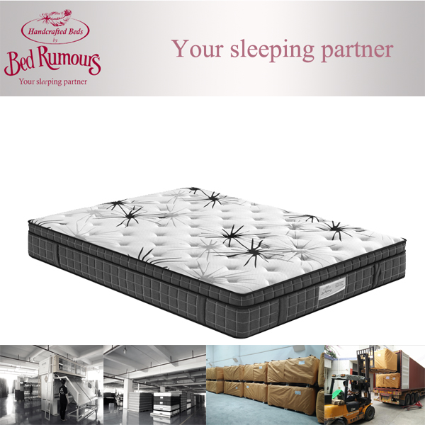 United Bedroom Furniture Dreamland Pocket Spring Malaysia Latex Mattress