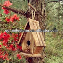 Decorative wooden bird cages wholesale