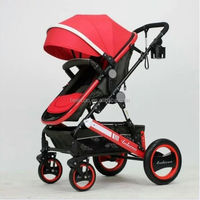 Belecoo 2016 baby stroller wholesale baby trolley walker, stroller 3 in 1