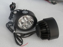 led fog light auto led light 3-6w led 12V waterproof led lights
