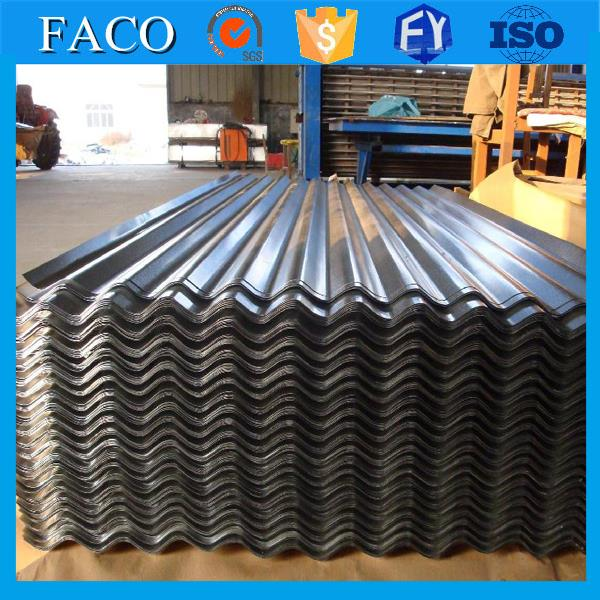 Hot selling antique corrugated galvanized roofing panels galvanized metal sheets made in China