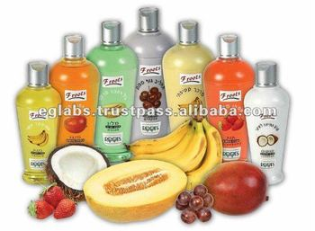 High Quality Natural Bath Set with Fruit Aroma