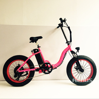 electric bicycle 48v smart pedal assistant fat tire foldable electric bikes