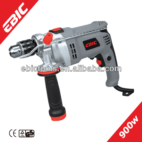 900W long life-span manual hand drill