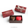 Heart shape handmade facial soap for promotional gift