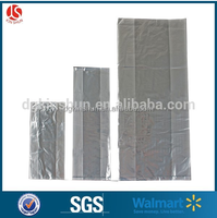 pack of 20 pp clear plastic plain bags for popcorn packaging