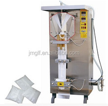 fully automatic Plastic bag water filing sealing machine/water filling machine/ sachet water making machine
