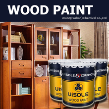 Polyester Solid Color Wood Furniture Paints/Varnish/Lacquer