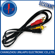 Jinlaipu car power amplifier wire cables audio wiring kit for factory use