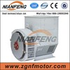 NIANFENG 150kVA ac synchronous brushless three phase alternator prices