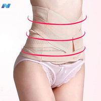 alibaba china nylon material fat burning waist belt fancy embroidery designs
