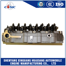 High quality 4D56 complete cylinder head With good performance