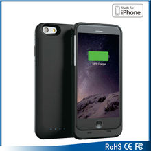 For Iphone 6 Battery charger Case Charging Case With Rechargeable Power Cover Battery Case