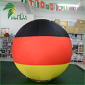 Custom Helium Giant Flag Balloons Floating Inflatable Germany Flag for Events