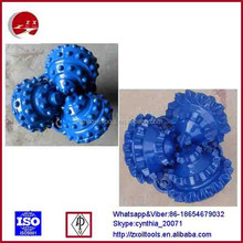 High-quality Steel teeth/Insert Tricone drill bits for oil well