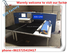 Embossing and Imprint CNC punching press machine for metal sheet plate