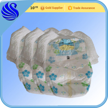 OEM low price custom design disposable pants style baby diapers