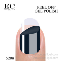 Hot Sale Non Toxic No Allergies Odourless One Step Peel Off Gel Polish
