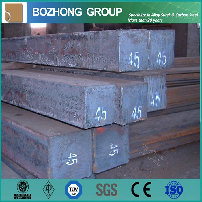 SUM12 SUM21 Forging Free Cutting Mild Square Steel Bar