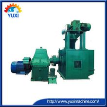 Energy saving charcoal briquetting plant shaping machine price