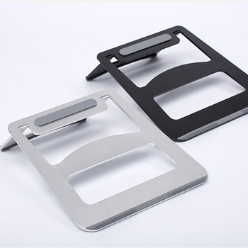 Computer lap pad movable laptop stand foldable laptop stand
