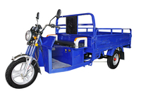 2015 newest truck cargo tricycle van tricycle with cabin on sale