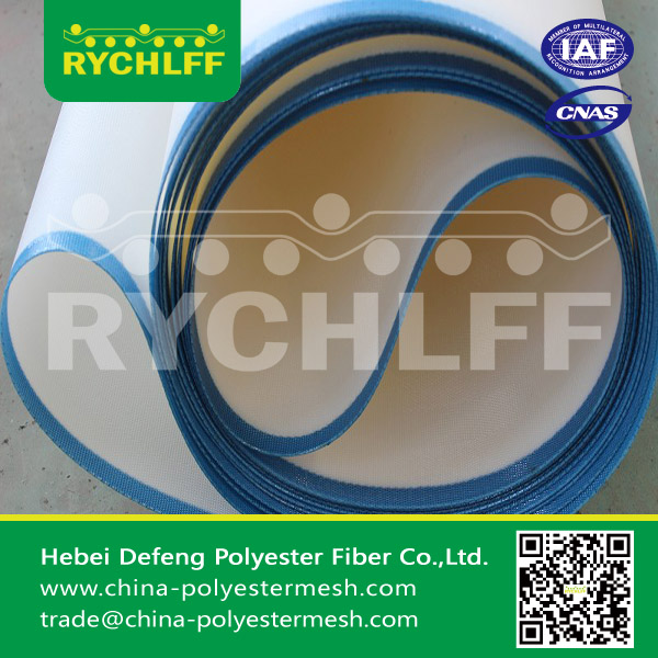 polyester/synthetic filter cloth belt/polyester dryer sludge deheydration fabrics