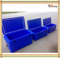 120L rotational molded ice cooler box mold