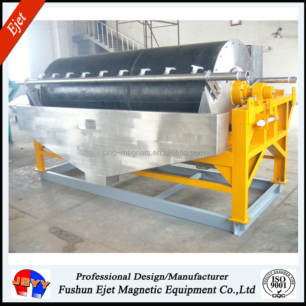 wet drum permanent magnetic separators for coal washing plants,dense medium separation plants in Africa