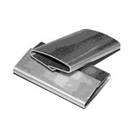 Steel Packing Strap Buckles 12 7mm