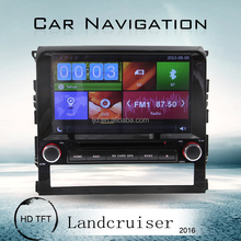 car dvd player for toyota land cruiser prado