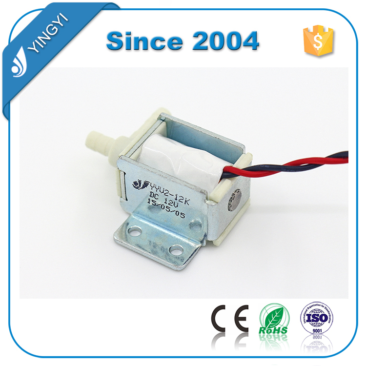 12V dc Normally Close Electric Solenoid Valve 8mm Diameter