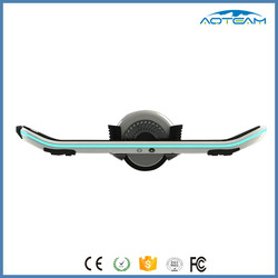 2016 new product unicycle cheap one wheel hoverboard electric skateboard with LED light bluetooth skateboard longboard