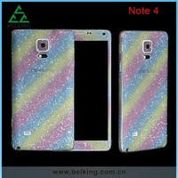 Universal For Samsung Note 4 Sticker, Full Body Skin Sticker for Samsung Note 4, PET Sticker for Samsung NOte 4