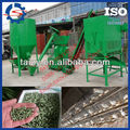 Automatic animal feed crusher and mixer