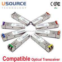 Factory Supply 1G 10g SFP HP 3com Compatible sfp fiber switch
