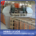 automatic gypsum board production line (hot air technology)