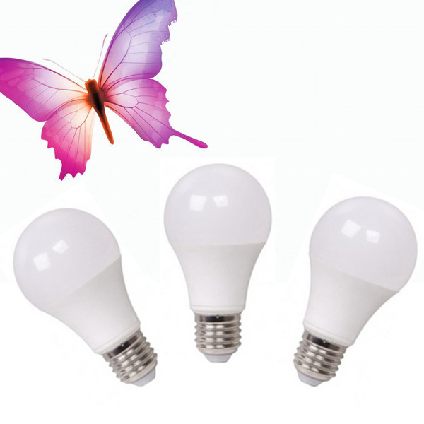 Led lights home 6500k 5000k led lamp A60 A19 E27 277v Magic lamp led bulb with high power supply