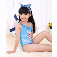 2015 sexy one piece swimwear young girls swimwear children swimwear