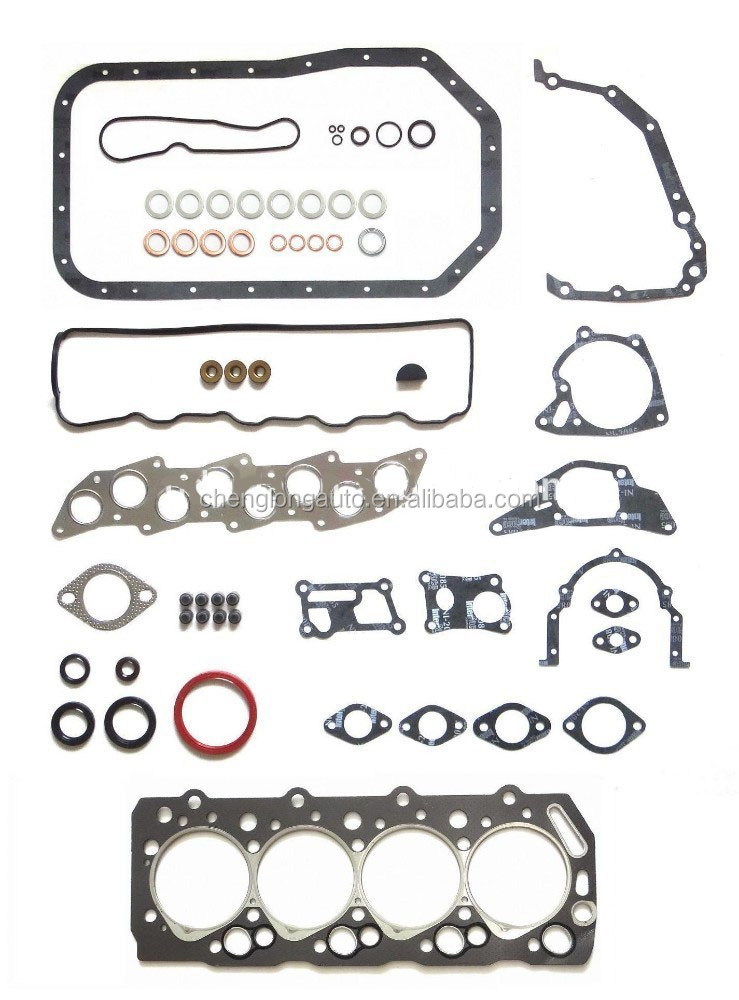 High Quality Full Gasket Set For HYUNDAI H100 engine auto parts