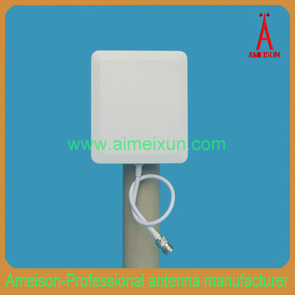 2400-2483 MHz Directional Wall Mount Panel Antenna internet receiver antenna indoor outdoor wlan wifi signal amplifier antenna