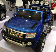 Ford Ranger Pick Up Truck 4x4 Ute 12v Kids Ride On Toy Car with 2.4G Remote Control