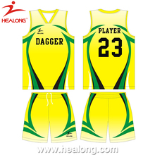2015 Professional Basketball Jersey And Basketball Short